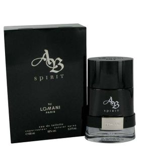Lomani AB Spirit black EDT - 100 ml