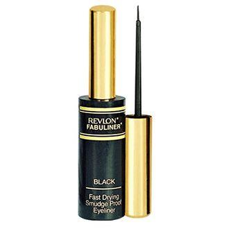 Revlon Classic Liquid Eye Liner Fabuliner (Black 10)