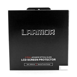 Larmor 0.3mm Self-Adhesive Optical Glass LCD Screen Protector  (For Nikon D750)