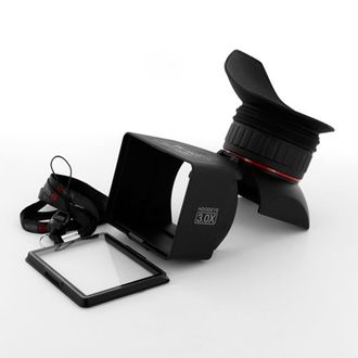 Larmor Perfect HD DSLR LCD Foldable Viewfinder
