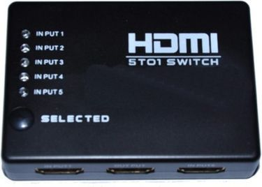 Microware ST01 HDMI 5 in 1 Selector Box