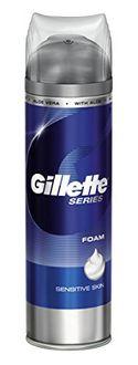 Gillette Series Shave Gel Sensitive Skin With Aloe