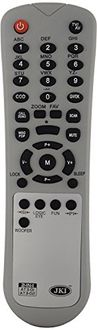Sharp Plus SP-1095 2 in 1 CRT TV Remote (For Akai)