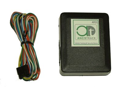 Ancistrack AT-1000 GPS & Tracking Device
