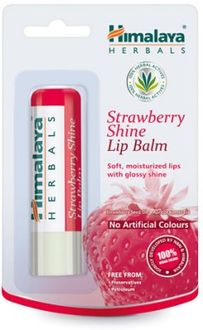 Himalaya Strawberry Shine Lip Balm 4.5 gm