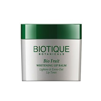 Biotique Bio Fruit Whitening Lip Balm 16 gm