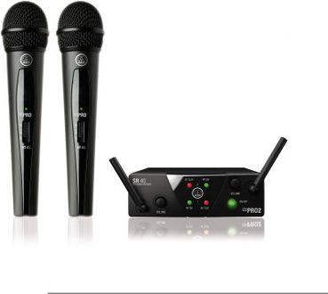 AKG WMS 40 Mini2 Dual Wireless Microphone