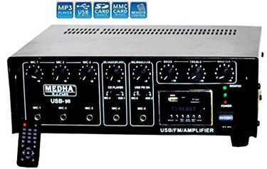 Medha D.J.Plus USB-90 Sound Amplifier
