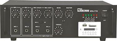 Hi Tone Boss DPA-770 Sound Amplifier