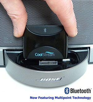 CoolStream Duo BTR102 Bluetooth Adapter Car Kit