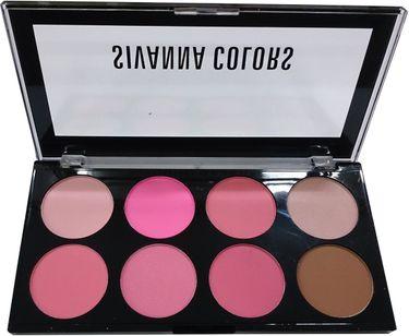 Sivanna Ultra Blush Palette (Pinks 04)