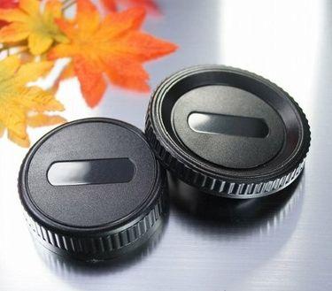 JJC L-R4 Front And Rear Lens Cap