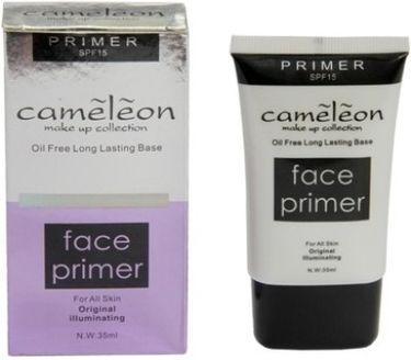 Cameleon Primer SPF-15 Primer - 35 ml (White)