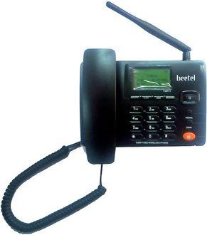 Beetel F1 GSM Corded Landline Phone