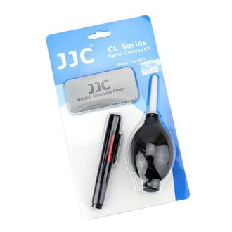 JJC CL-3D 3-In-1 Lens Cleaning Kit
