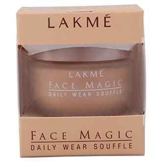 Lakme  Face Magic Skin Tints Souffle Foundation (Natural Marble)