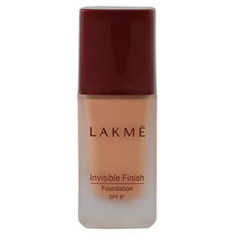 Lakme  Invisible Finish Foundation (Shade - 1)