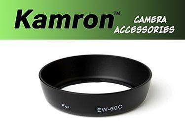 Kamron 60C Lens Hood (Replaces EW-60C)