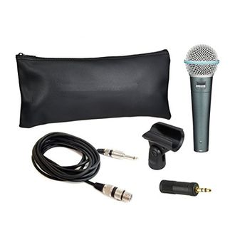 Krown Beta-58 Dynamic Mic Microphone