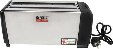 Orbit T-6000B 4 Slice Pop Up Toaster