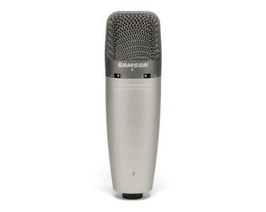 Samson C03U USB Condenser Microphone