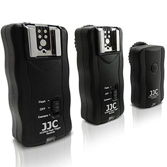 JJC JF-U2 Wireless Remote Control & Flash Trigger Kit