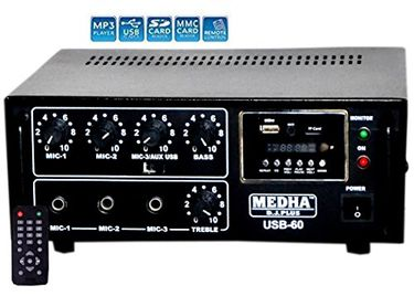 Medha D.J.Plus USB-60 Sound Amplifier