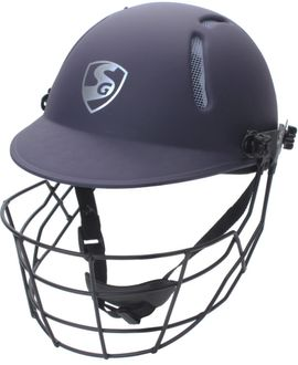 SG Aero Shield Cricket Helmet  (Small)