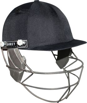 Shrey Master Class Helmet with Titanium Visor Cricket Helmet (Small)