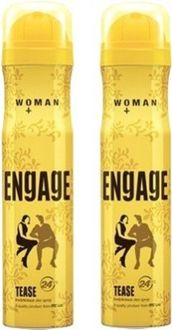 Engage Tease Deodorant Spray Combo (Set Of 2)