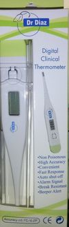 Dr Diaz MT 101 Digital Thermometer