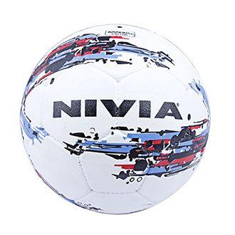 Nivia Storm FB-353 Football (Size 5)