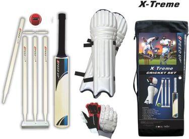Speed Up Size 4 X-Treme Combo Cricket Kit