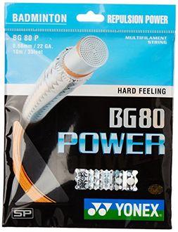 Yonex BG 80 Power Badminton String 10 m