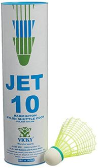 Vicky Jet Feather Shuttle (Pack of 10)