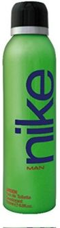 Nike Man Eau De Toilette Deo (Green)
