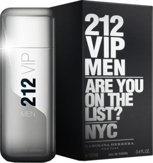 Carolina Herrera 212 Vip EDT - 100 ml