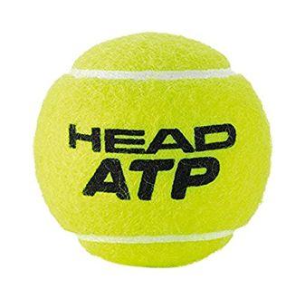 Head ATP Golden Tennis Balls (Pack of 6)