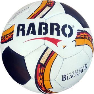 Rabro Black Jack Synthetic Football (Size 5)
