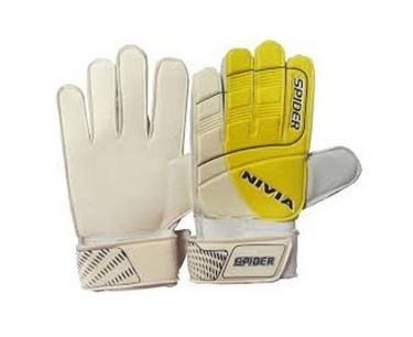 Nivia Spider Goalkeeping Gloves (Medium)