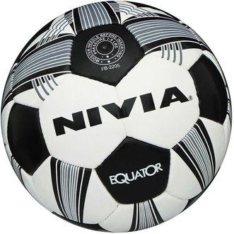Nivia Equator FB-245 Football (Size 5)