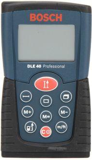 Bosch DLE 40 Laser Rangefinder