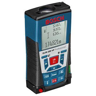 Bosch GLM 250 VF Laser Rangefinder