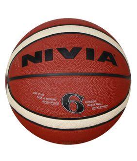Nivia Engraver Basketball (Size 6)