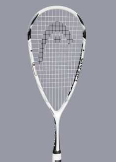 Head Microgel 110 Speed Squash Racquet