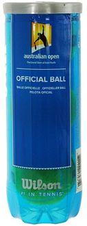 Wilson Australian Open Tennis Ball (Pack of 3)