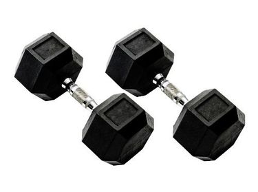 TTC Fitness Hexagonal Dumbbells 12.5Kg (Pack of 2)