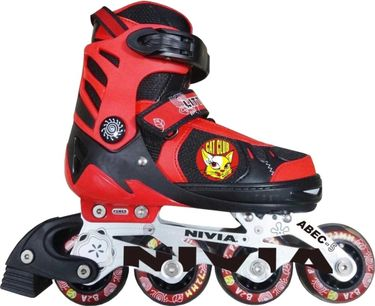 Nivia Cat Club Inline Skates