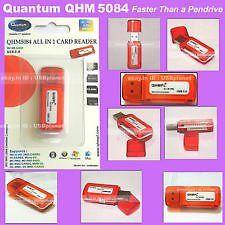 Quantum QHM5084 Card Reader