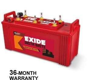 Exide 150AH New InstaBrite Battery